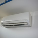 家庭用エアコンの洗浄クリーニング|栃木県宇都宮市の某エステサロン