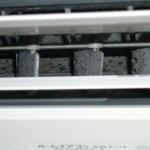 家庭用エアコン2台(パナソニック製)の洗浄クリーニング|栃木県壬生町のS様邸