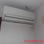 パナソニック製の家庭用エアコンの洗浄クリーニング|栃木県宇都宮市のお客様