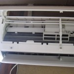 家庭用エアコン(ダイキン製)の洗浄クリーニング|栃木県栃木市藤岡町のお客様