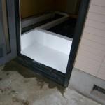 アパートの玄関と台所の消臭・除菌と特殊清掃|茨城県つくば市の某アパートにて特殊清掃